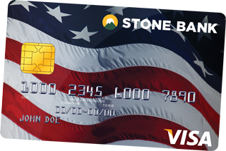 Tribute Personalized Bank Card