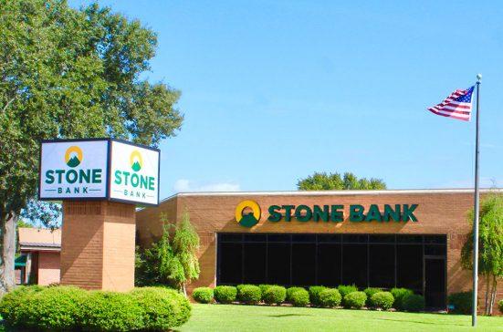 Stone Bank | DeWitt, AR