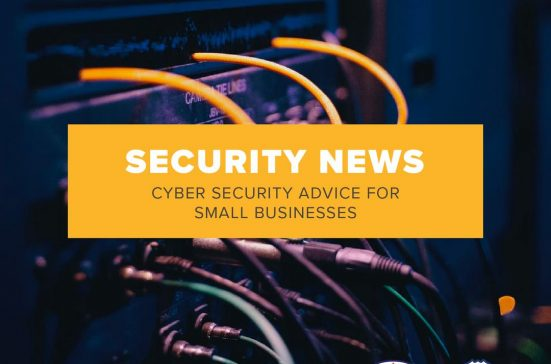 Cyber Security Advice for Small Business