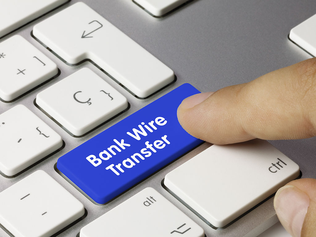 Stone Bank | Wire Transfer